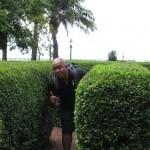 Melo Villareal at The Maze