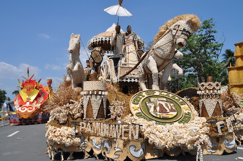 aliwan fiesta best float competition