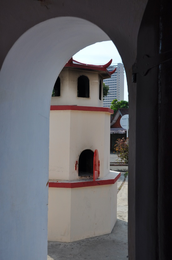 Sam Poh Teng Temple