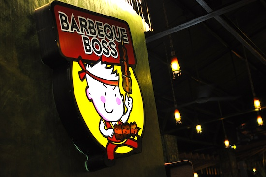 Barbeque Boss in Lanang