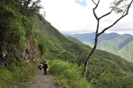 Batad Trail