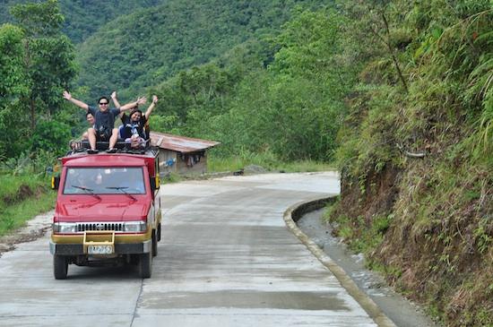 Joyride is more fun in Ifugao