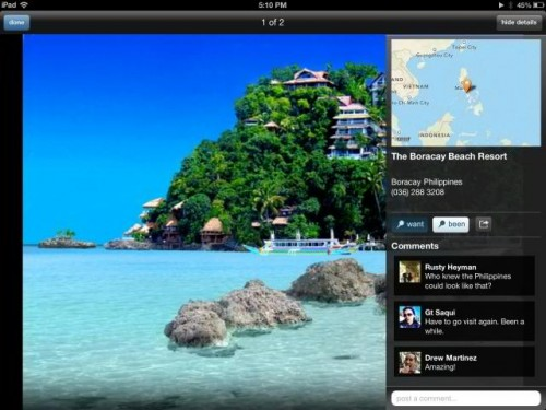 travel applications for ipad
