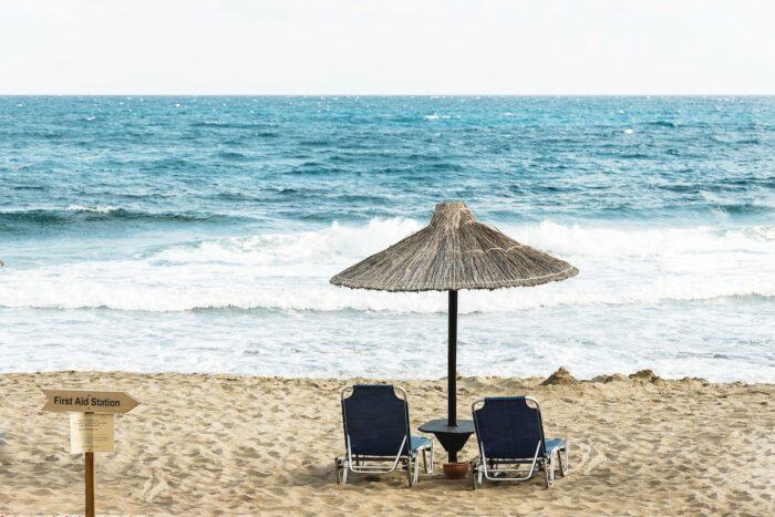 Cretan Malia Park Resort, Malia, Crete, Greece by Camille Brodard via Unsplash