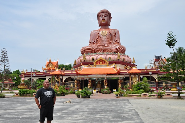 Melo Villareal in Wat Machimmaram