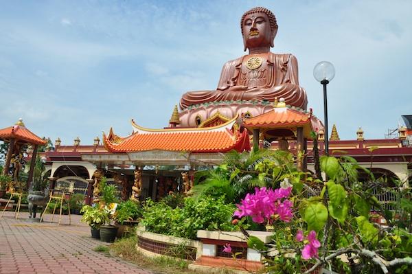 Temple of Seating Buddha
