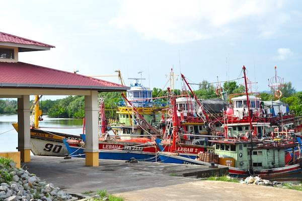 Tok Bali Fishing Bay