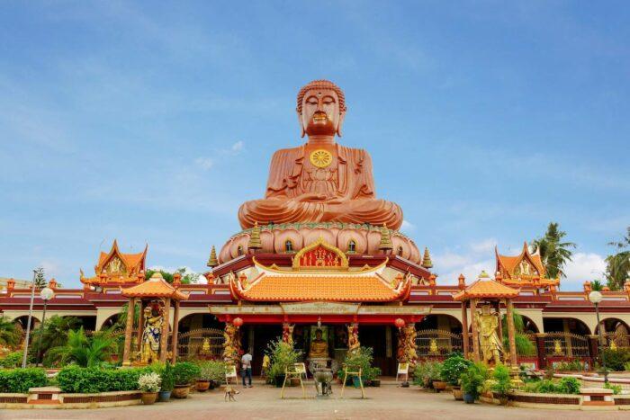 Wat Machimmaram Temple photo by Tourism Malaysia