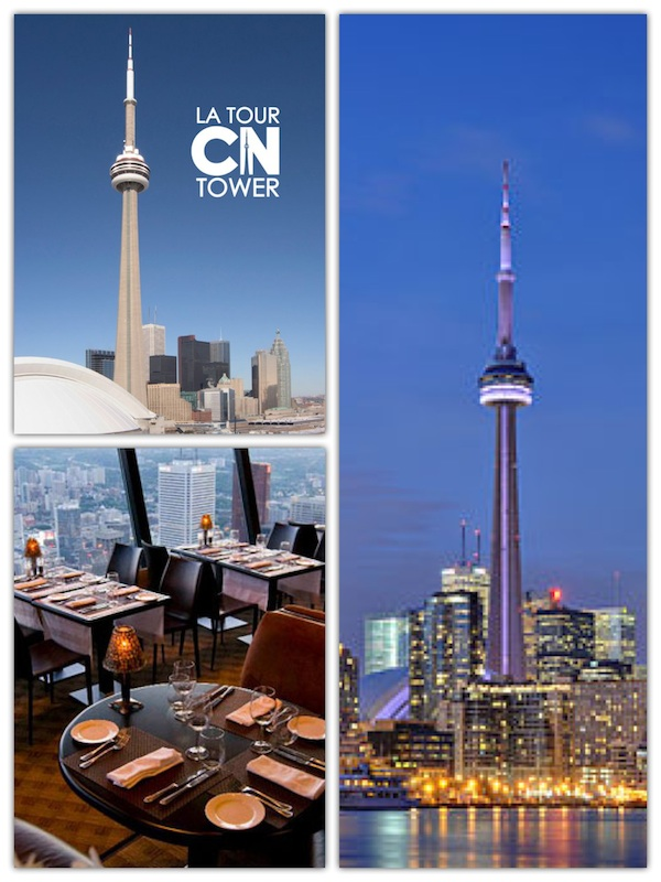 Famous CN Tower