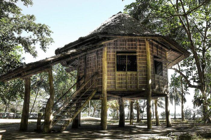 Casa Redonda Rizal Shrine Dapitan by Carmelo Bayarcal via Wikipedia CC