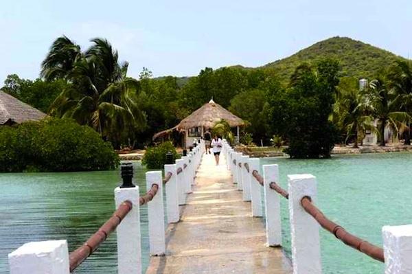 C Bay Beach And Dive Resort