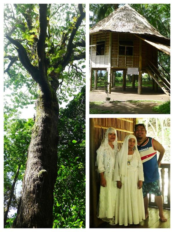 Inside Rizal's Compound in Dapitan City