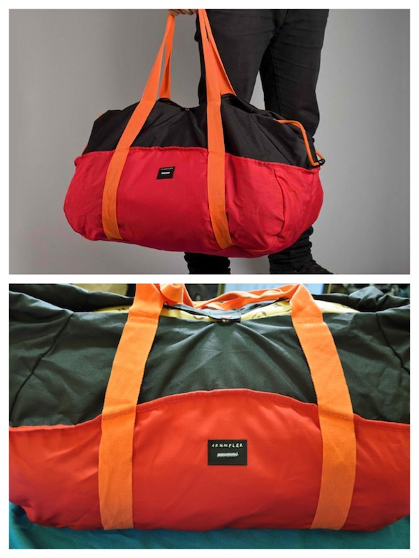 Shopping and Gym Bag from Crumpler