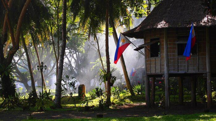 The Rizal Shrine in Dapitan