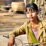 Burmese Kid in New Bagan