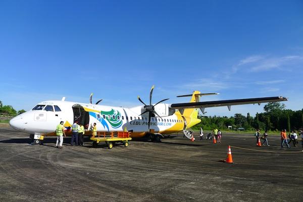 Cebu Pacific Camiguin Flights