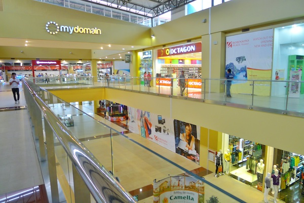 Electronic Shops in Robinsons Place Palawan