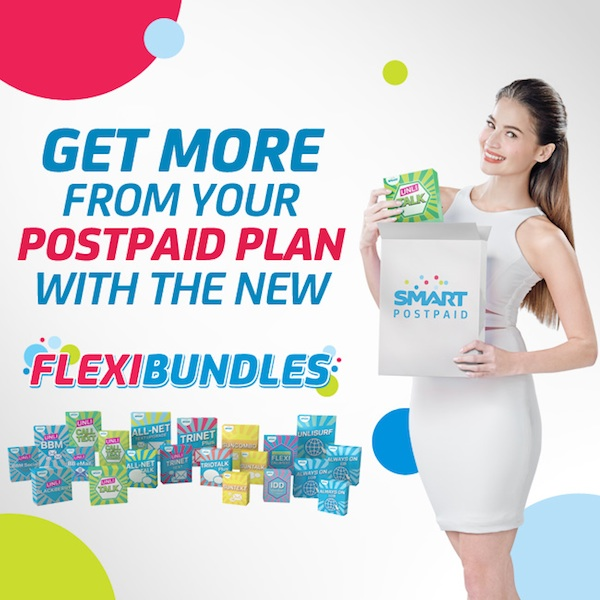 Smart Postpaid Flexibundles