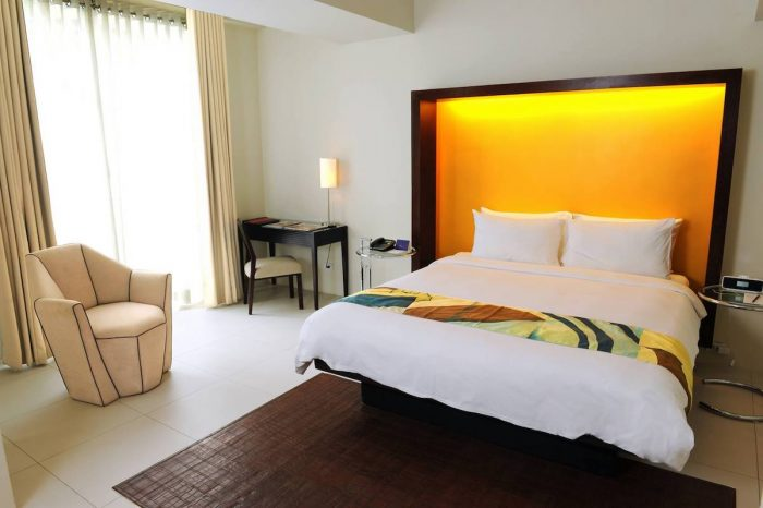 The Picasso Boutique Serviced Residences photo via FB Page