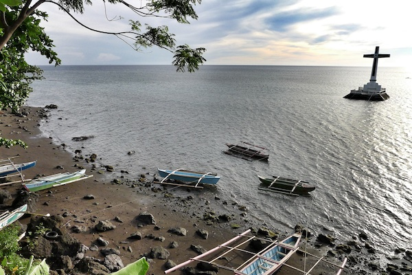 Boat Station to Underwater Cemeteryin Camiguin