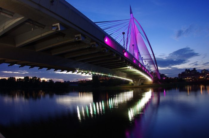 Bridge in Putrajaya City