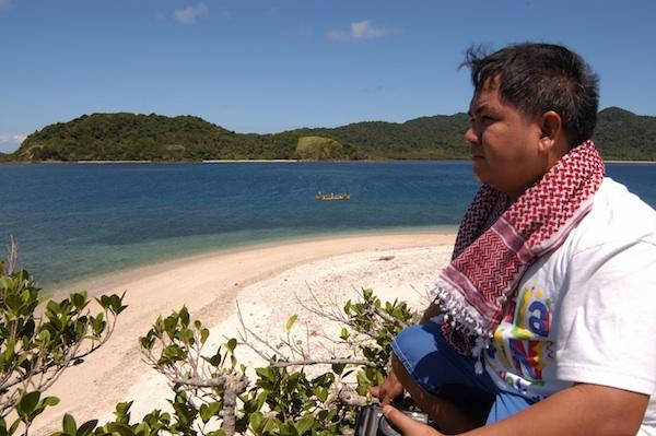 Melo inManidad Island2004