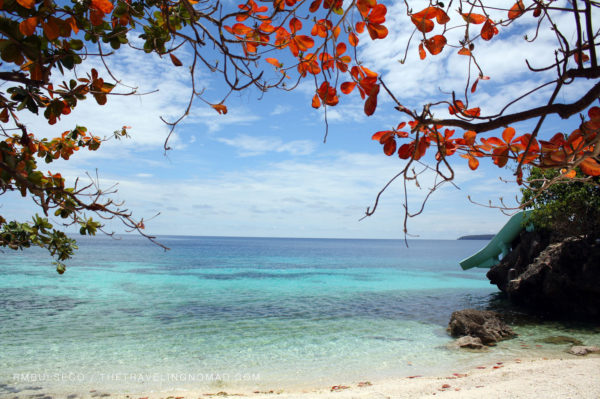 Salagdoong Beach by RM bulseco of TheTravelingNomad.com