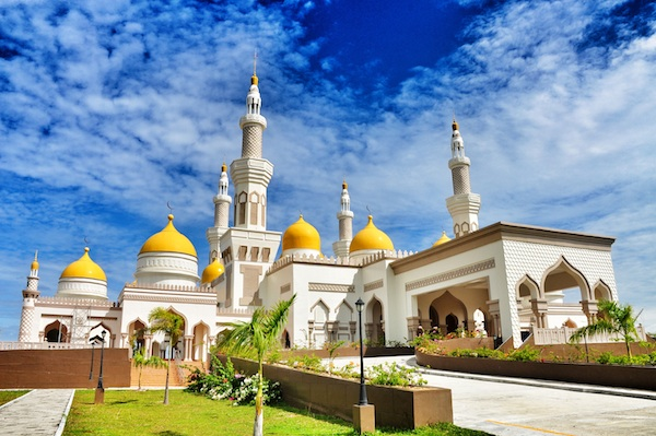 Cotabato City Travel Guide The Cotabato Grand Mosque