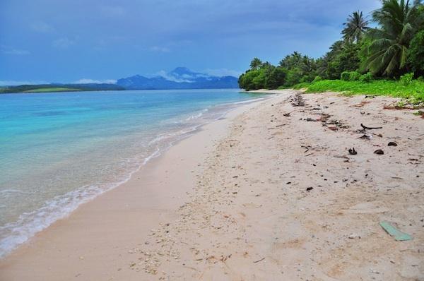 Tikling Island Sorsogon