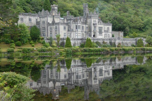 Kylemore Abbey and Victorian Walled Garden in Ireland