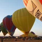 Hot Air Balloon Fiesta in Clark