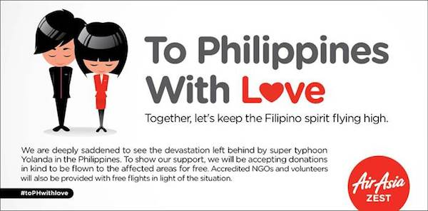 To Philippines With Love