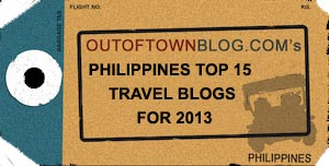 The 2013 Philippines Top 15 Travel Blogs