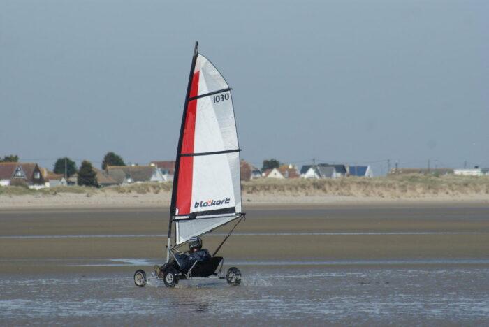 Land Sailing photo by Ian Davis via Flickr CC