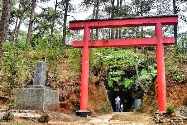 Baguio City Japanese Tunnel Walk