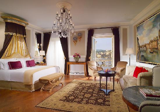 St Regis Grand Rome Hotel