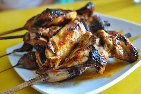 Authentic Bacolod Chicken Inasal