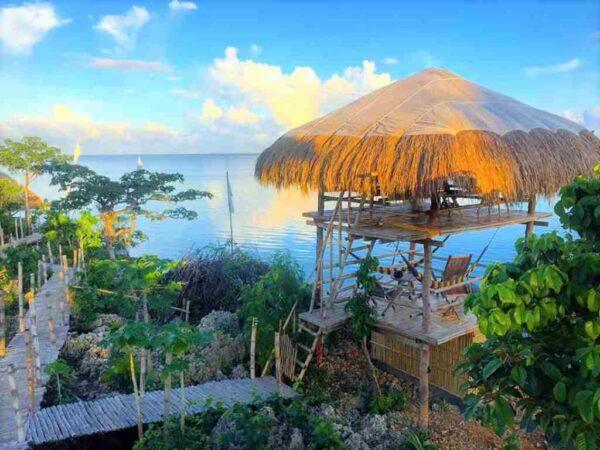 Birdland Beach Club in Bolinao Pangasinan