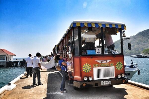Tranvia at the Corregidor Jetty Port