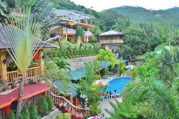 Dream Paradise Mountain Resort in Romblon