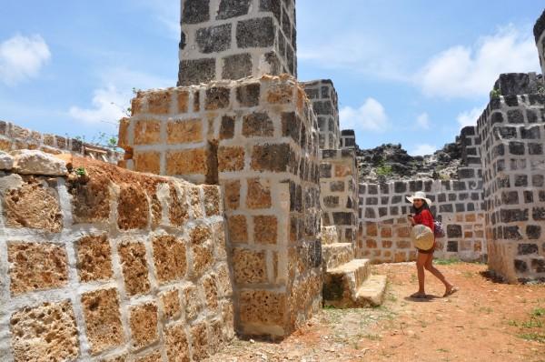 Fort San Andres in Romblon