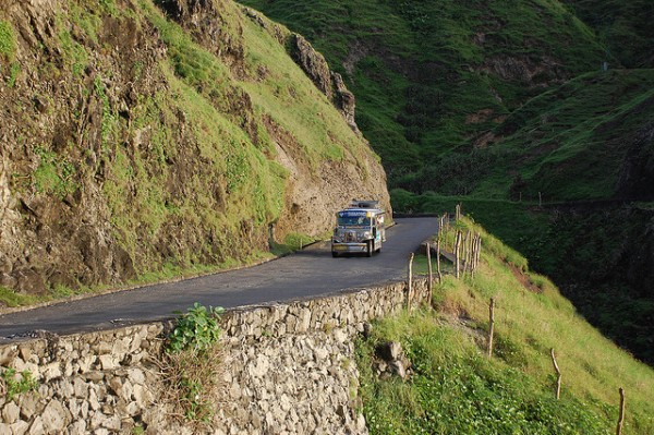 No Traffic Jam in Batanes
