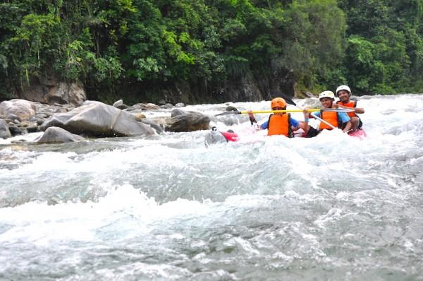 River Kayaking in San Teodoro Oriental Mindoro