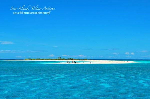Seco Island in Antique