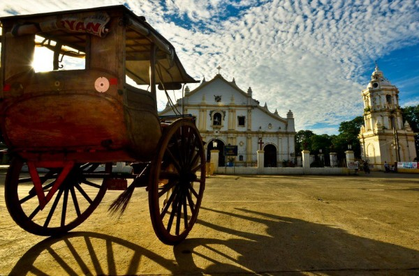 St. Paul Cathedral in Vigan City