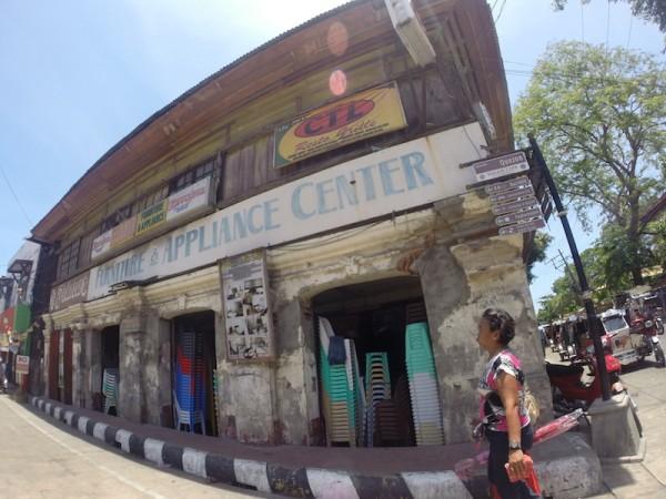 Typical Building in Vigan