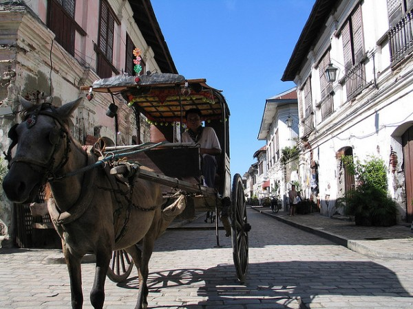 Visit Vigan Ilocos Sur