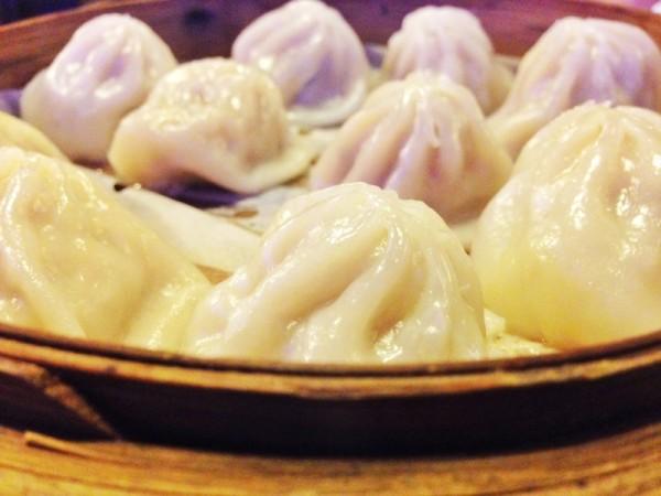 Xiao Long Bao atCafe Mezzanine
