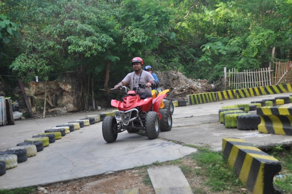Try ATV if you want to experience Adventure on your next trip to Boracay