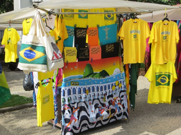 Brazil World Cup Souvenirs photo by viajor